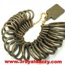 Ring Gauge Finger Sizer Measure Basic Jewelers Tools Measuring Finger sizes 1-13