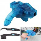 Bike Chain Cleaner Kit Cleaning Tool With Rotating Brushes