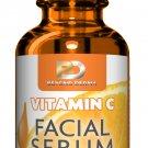 Beyond Derma Vitamin C Facial Serum with Hyaluronic Acid, Jojoba Oil 2 Fl oz.
