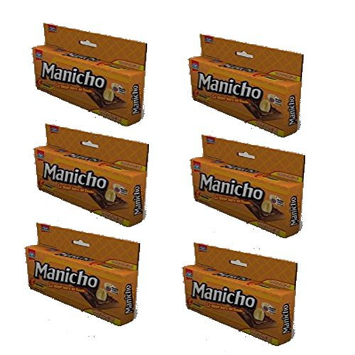 Manicho 6 Pack Chocolate