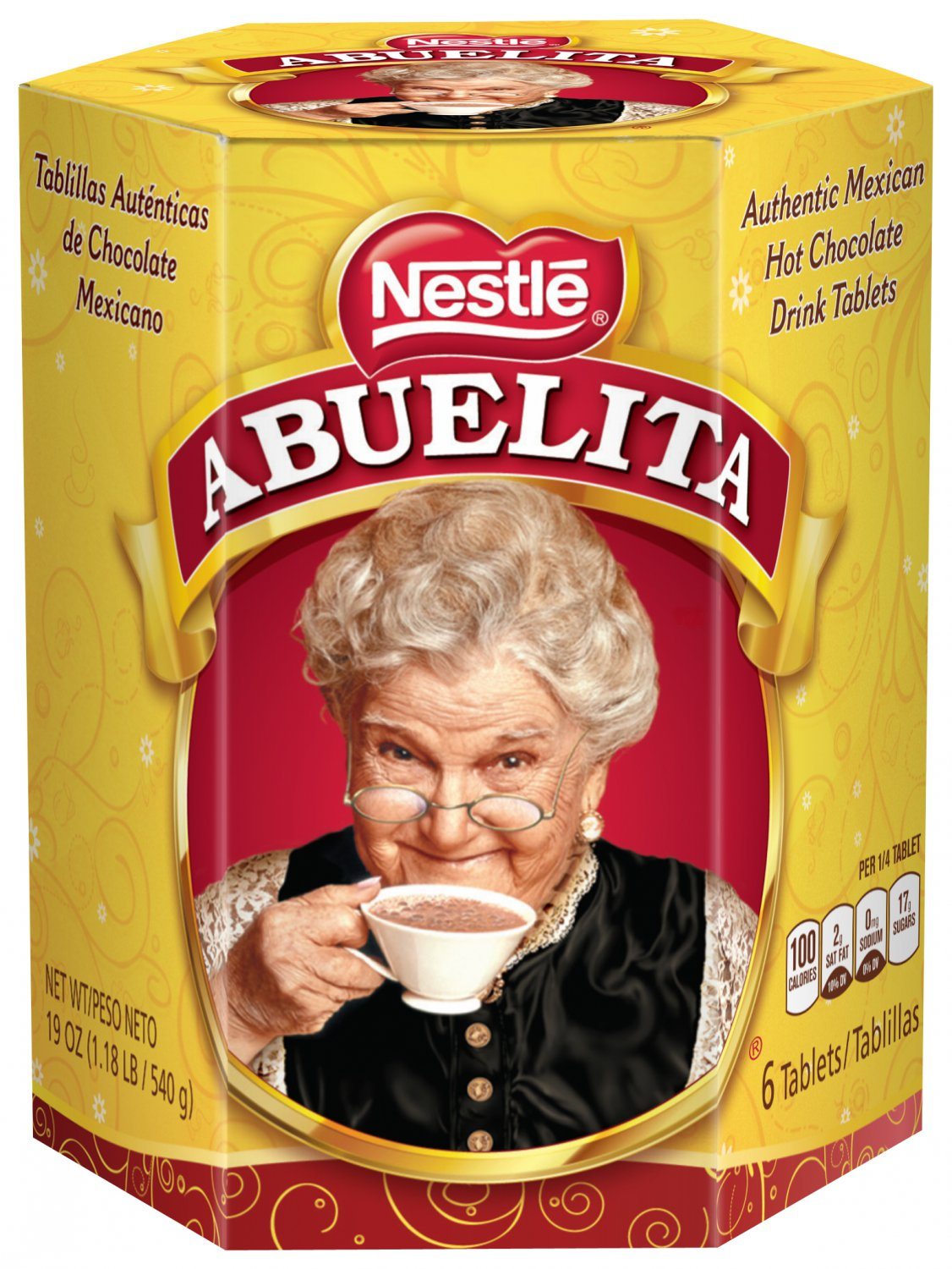 La Abuelita Chocolate