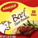 Maggi Sabor a Res Beef Flavor Bouillon