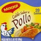 Maggi Sabor a Pollo Chicken Flavor Bouillon