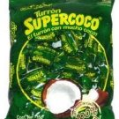 Turron Super Coco Coconut Candy 50 Pack 300 grams candy