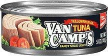 Van Camps Tuna in Oil 5oz Pack of 6