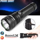 Shadowhawk X800 8000 Lunmes CREE T6 LED Flashlight Torch Lamp Outdoor G700 Light