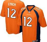 Denver Broncos Youth Paxton Lynch #12  Elite Jersey