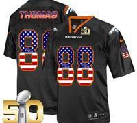 Denver Broncos Demaryius Thomas Jersery