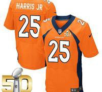Denver Broncos Chris Harris Jr #25 Jersey
