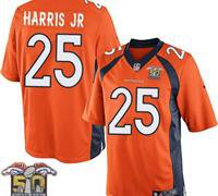 Denver Broncos Youth Chris Harris Jr #25 Jersey