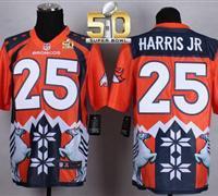 Denver Broncos Chris Harris Jr #25 Jersey
