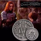 Iron Coin of the Faceless Man, Game of Thrones, Arya Stark Valar Morghulis