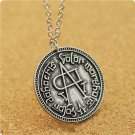 Iron Coin Necklaces of the Faceless Man, Game of Thrones, Arya Stark Valar Morghulis