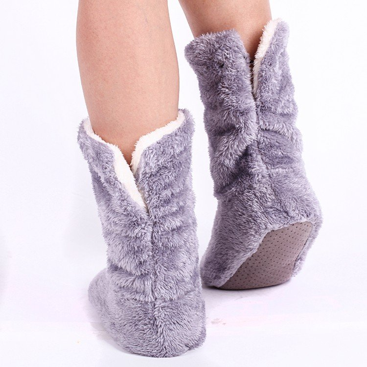 Indoor Plush Household Shoes