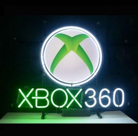 "Brand New XBOX 360 Beer Bar Pub Neon Light Sign 13""x 8"" [High Quality]"