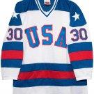 1980 JIM CRAIG Olympic USA MIRACLE Hockey K1 Jersey New WHITE Any Size RARE