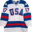 1980 Jack O'Callahan Olympic USA MIRACLE Hockey K1 Jersey New WHITE Any Size RARE