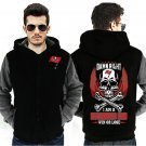 Men Jacket NEW 2017 Tampa Bay Buccaneers NFL Fan Luxury Grey Black Style ver1