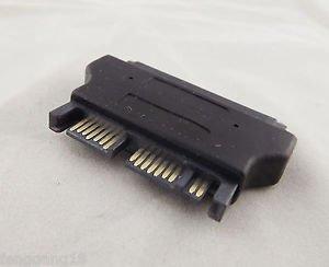 "1x 2.5"" In SATA 22 Pin Female To 1.8"" Micro SATA 16 Pin Male Adapter Convertor"