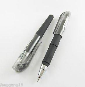 12pcs M&G 0.5mm U Series Mini Pocket Gel RollerBall Point Pen Black Ink Office