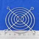 Metal Wire Finger Guard 70mm CPU Fan DC Fan Grill/Guard Protector for PC Silvery