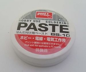 Weak Acid Soldering Solder PasteSolder Flux Grease Paste BS-10 New
