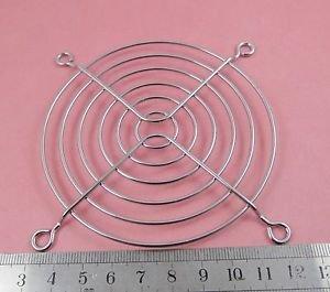 Metal Wire Finger Guard 92mm CPU Fan DC Fan Grill/Guard Protector for PC Silvery