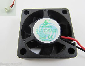 Brushless DC Cooling Fan 7 Blades DC 5V 0.12A 30mm x 30mmx10mm 3010 31S05M