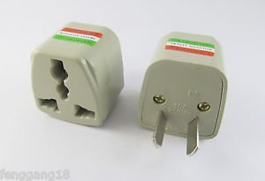 250V 10A Universal US UK EURO TO AU Travel Wall AC Power Plug Adapter Converter