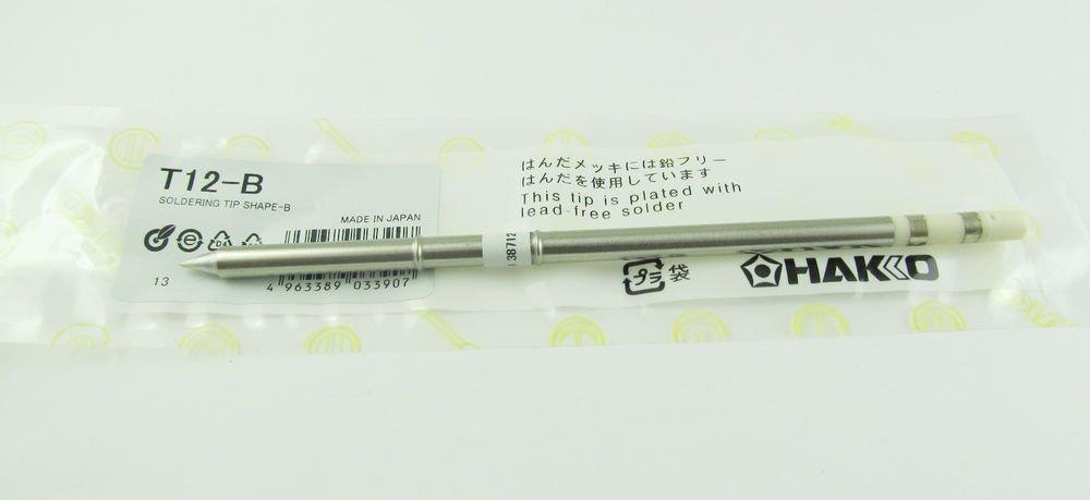 T12-B Replace Soldering Solder Iron Tip For Hakko Shape B PCB Repair Product