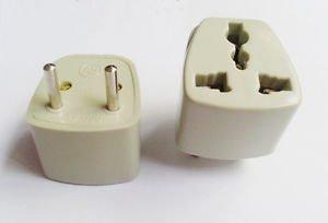 250V 10A US UK EURO AU TO EURO EU Travel Wall AC Power Plug Adapter Converter