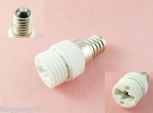E14 to G9 Light Bulb Lamp Socket Base LED Halogen CFL Adapter Converter Holder
