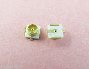 100pcs IPX U.FL SMD SMT Solder PCB Mount Socket Jack Female RF Coaxial Connector