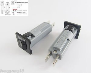 2pcs New ZING EAR 20A Overload Amp Protection Switch 20 Amp ZE-800