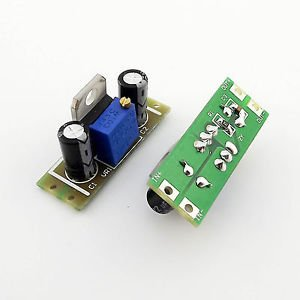 10x LM317 DC-DC Step Down Buck Power Module Adjustable Board 63-4.5V To 60-1.25V