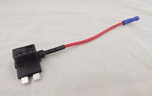 Medium ATM Fuse TAP Holder Add-A-Circuit Low Profile Adapter Auto Car Terminals