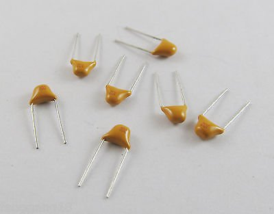 500pcs Multilayer Monolithic Ceramic Capacitor 102 /50V 1nF 1000pf 50V