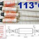 1Pcs Microtemp Thermal Fuse 113°C 113 Degree TF Cutoff SF109E 10A AC 250V New