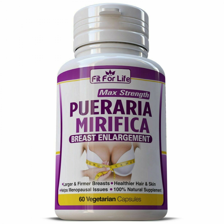 PUERARIA MIRIFICA BIGGER BREAST ENLARGEMENT GROWTH BUST FIRMING PILLS CAPSULES