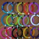 Lokai Style Bracelet iBalance 18 pcs original colors size XL