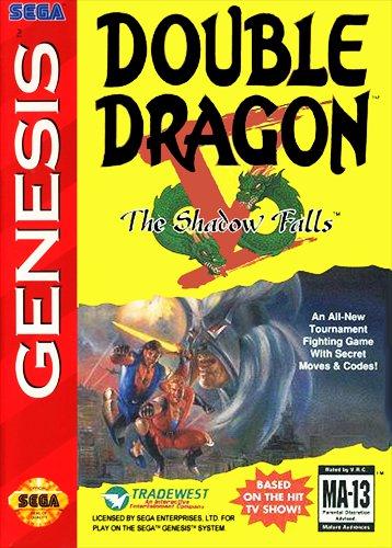Double Dragon V: The Shadow Falls