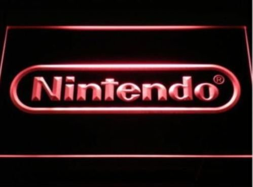 Nintendo Game beer bar pub club 3d signs Neon Light Sign Led Free shipping to the United States