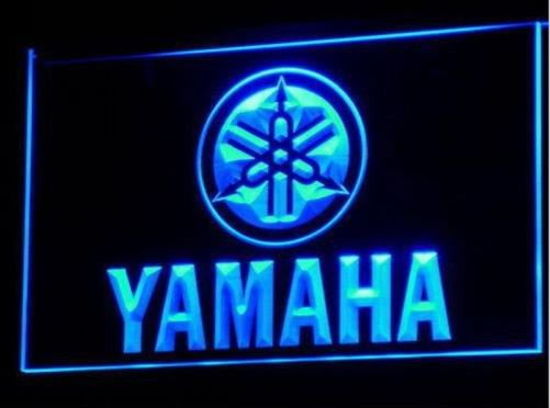YAMAHA Logo Music Sport Beer Bar Pub Club NR Neon Light Sign Home Decor Gift
