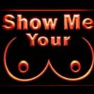 Show Me your Lady Women Sex Shop Store Neon Led 3D Light Sign