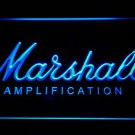 Marshall Guitars Bass Amplifier LED Neon Sign home decor crafts