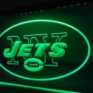New York Jets Super Bowl Bar LED Neon Light Sign for Game Room,Office,Bar,Man Cave, Decor NEW