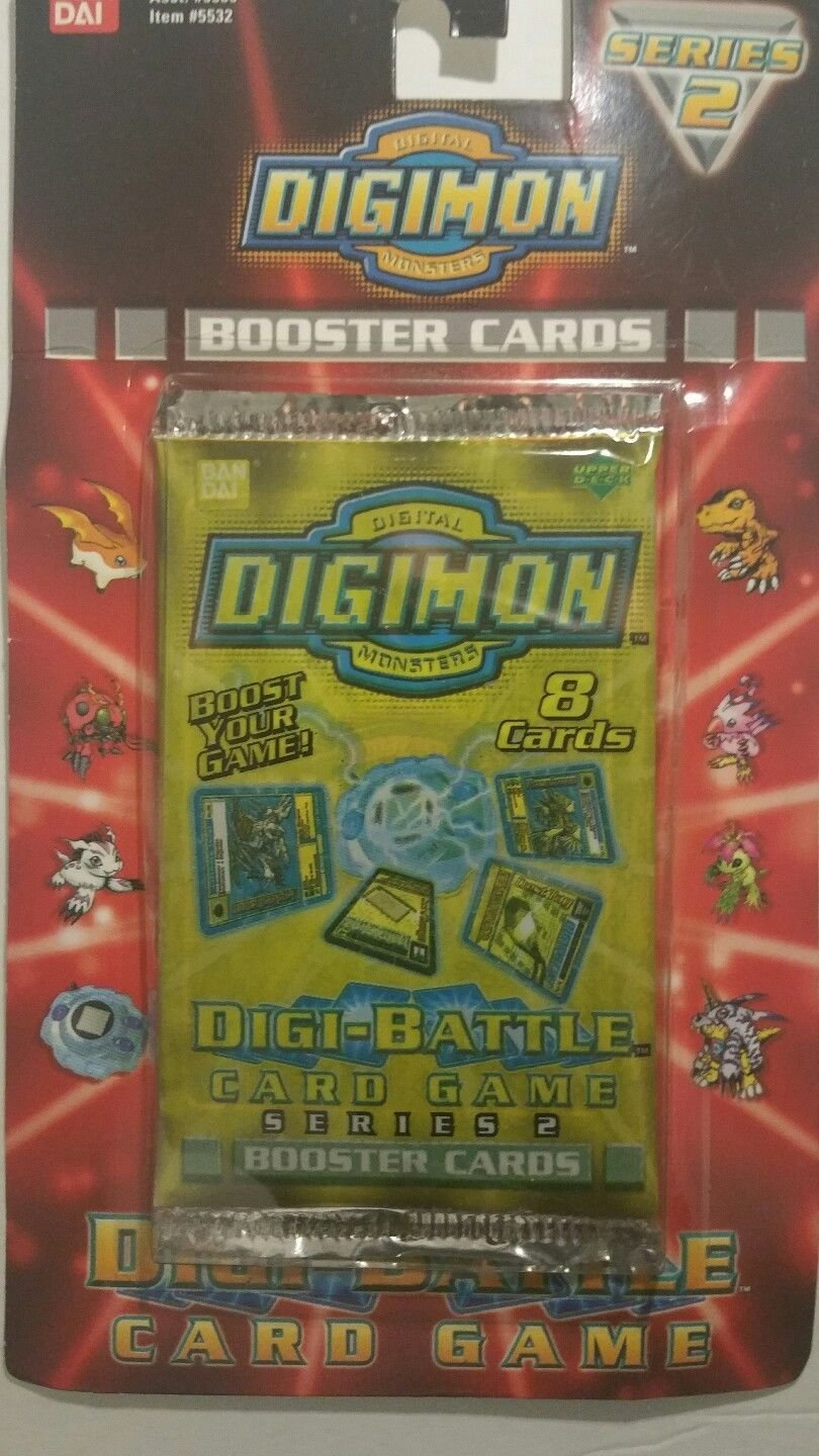 Digimon Series 2 - Booster Pack
