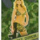 2013 Casey Durkin Benchwarmer Bubble Gum Boot Camp Card