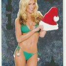 2005 Chandi Mason Benchwarmer Holiday Foil Card Christmas
