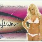 2008 Kayla Collins Benchwarmer Signature Series Autograph Signature Auto